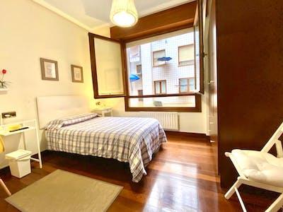 Private room for rent from 03 Apr 2020 (Uribitarte Kalea, Bilbao)