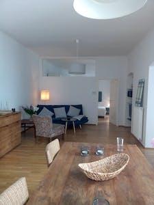 Apartment for rent from 12 Apr 2019 (Eisvogelgasse, Vienna)