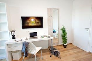 Private room for rent from 20 Jan 2019 (Kaisermühlenstraße, Vienna)
