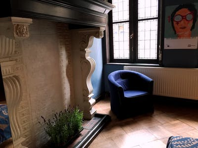 Room for rent from 11 Mar 2019 (Rue Jenatzy, Schaerbeek)