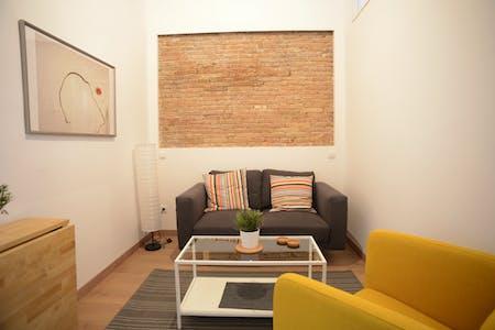 Appartement te huur vanaf 03 Feb 2020 (Carrer de Sant Martí, Barcelona)