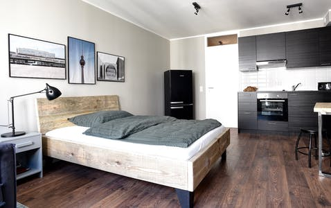 Apartment for rent from 01 May 2020 (Alte Jakobstraße, Berlin)