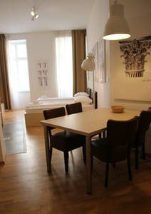 Apartment for rent from 02 Nov 2019 (Zirkusgasse, Vienna)