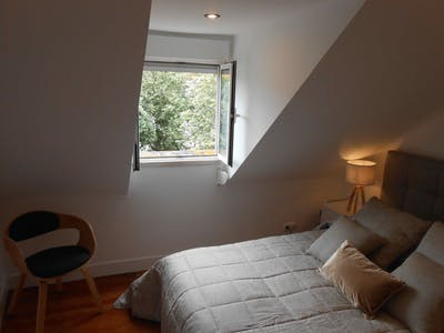 Habitación privada de alquiler desde 01 sep. 2019 (Rua Luís Pinto Moitinho, Lisbon)