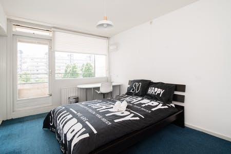 Private room for rent from 31 Jan 2019 (Androsdreef, Utrecht)