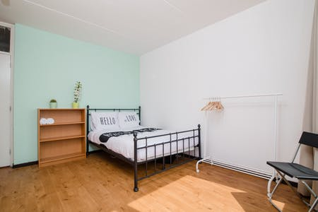 Private room for rent from 01 Feb 2020 (Jaap Edendreef, Utrecht)