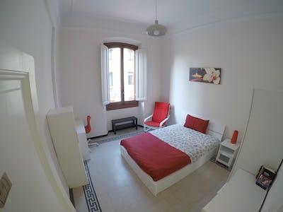 Habitación de alquiler desde 01 mar. 2019 (Via della Cernaia, Florence)