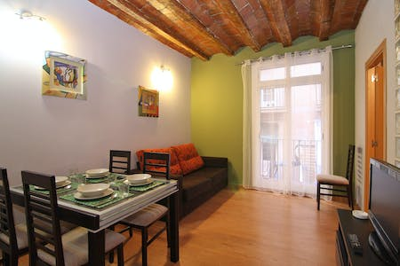 Apartment for rent from 21 Aug 2019 (Carrer de Lancaster, Barcelona)