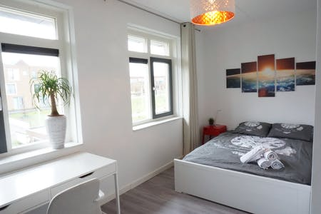 Private room for rent from 16 Jan 2019 (Saffraanweg, Utrecht)