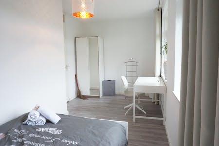 合租房间租从17 7月 2018 (Saffraanweg, Utrecht)