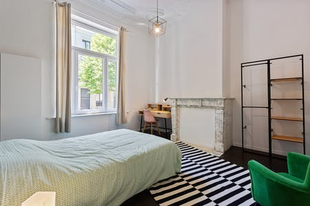 Private room for rent from 01 Nov 2019 (Waterloosesteenweg, Ixelles)
