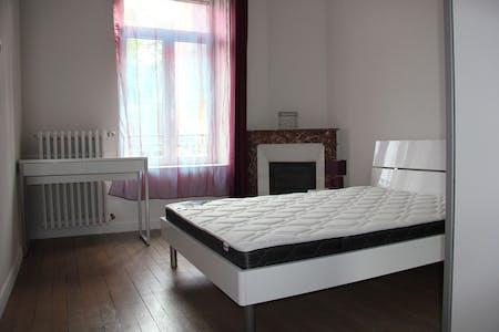 Private room for rent from 17 Dec 2018 (Rue de la Colline, Nancy)