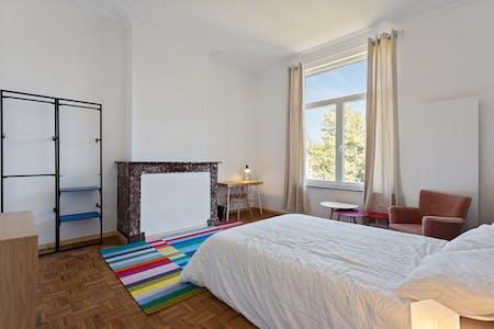 Privé kamer te huur vanaf 01 mrt. 2019 (Waterloosesteenweg, Ixelles)
