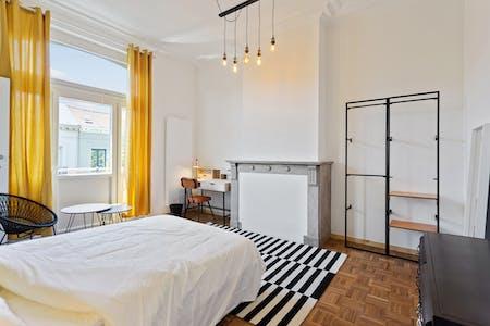 Zimmer zur Miete von 01 Sep. 2019 (Waterloosesteenweg, Ixelles)