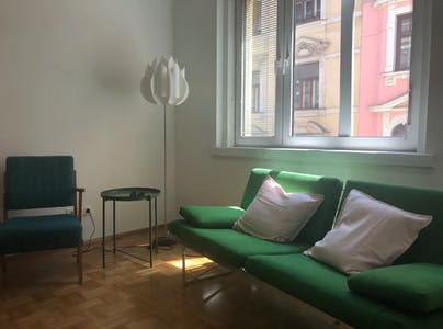 Apartment for rent from 01 Apr 2021 (Grundsteingasse, Vienna)