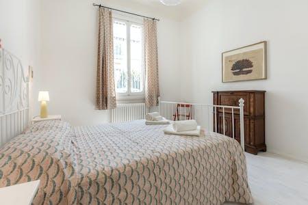 Apartamento para alugar desde 01 out 2018 (Via Leonardo Ximenes, Florence)