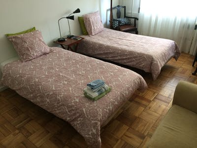 Privé kamer te huur vanaf 01 sep. 2019 (Rua de Tânger, Porto)