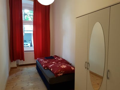 Private room for rent from 01 Jul 2020 (Hauptstraße, Berlin)