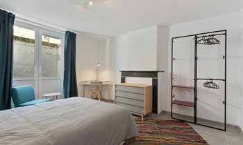Room for rent from 17 Jul 2018 (Rue Félix Delhasse, Saint-Gilles)