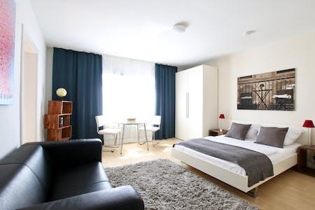 Apartamento para alugar desde 14 nov 2018 (Bismarckstraße, Köln)