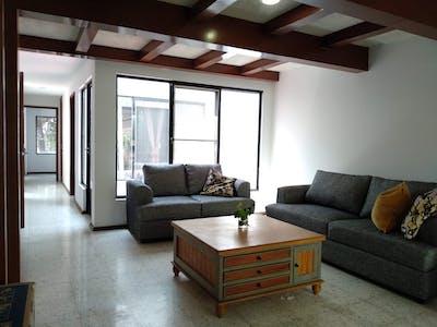 Kamer te huur vanaf 17 Dec 2018 (Calle Esmeralda, Guadalajara)