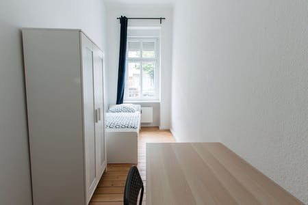 Private room for rent from 01 Jan 2020 (Detmolder Straße, Berlin)