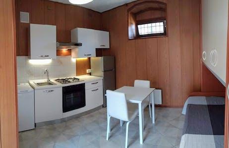 Apartment for rent from 22 Jul 2018 (Via Maria Ausiliatrice, Torino)