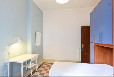 Chambre à partir du Invalid date (Via dei Frassini, Roma)