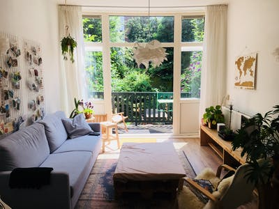 Apartment for rent from 21 Aug 2018 (Essenburgsingel, Rotterdam)