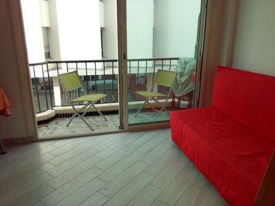 Apartamento para alugar desde 18 jan 2019 (Rue Lenval, Nice)