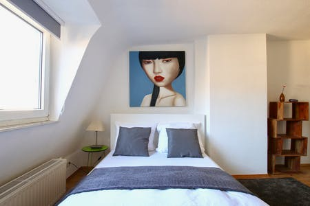 Apartment for rent from 31 Oct 2018 (Roonstraße, Köln)