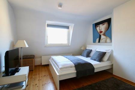 Appartement te huur vanaf 31 okt. 2018 (Roonstraße, Köln)