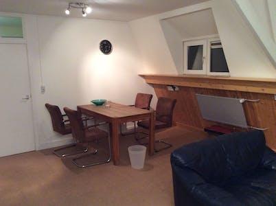 Apartamento para alugar desde 01 ago 2018 (Paul Krugerlaan, The Hague)