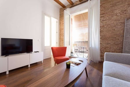 整套公寓租从01 3月 2019 (Carrer dels Còdols, Barcelona)