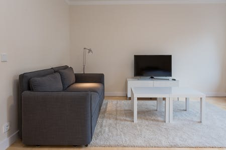 Apartment for rent from 21 Jan 2019 (Sierichstraße, Hamburg)