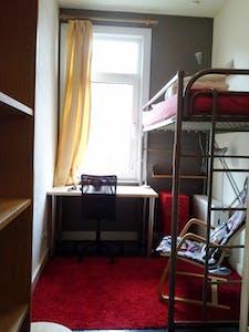 Stanza privata in affitto a partire dal 02 Jan 2020 (Rue de Haerne, Etterbeek)