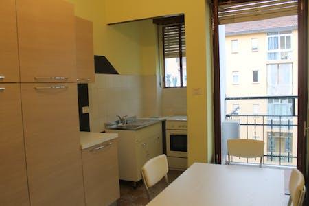 整套公寓租从01 8月 2019 (Via Onorato Vigliani, Torino)