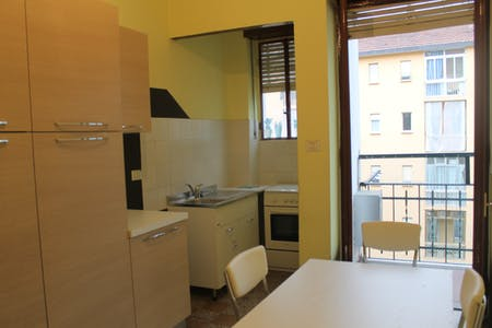 Apartamento para alugar desde 18 fev 2019 (Via Onorato Vigliani, Torino)