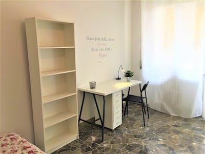 Habitación privada de alquiler desde 16 ago. 2020 (Via Quintino Sella, Florence)