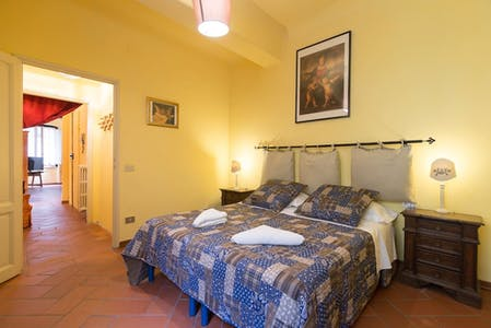 Apartment for rent from 01 Jan 2019 (Via della Vigna Nuova, Florence)