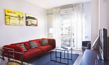 Appartement te huur vanaf 30 jan. 2019 (Carrer Comte d'Urgell, Barcelona)