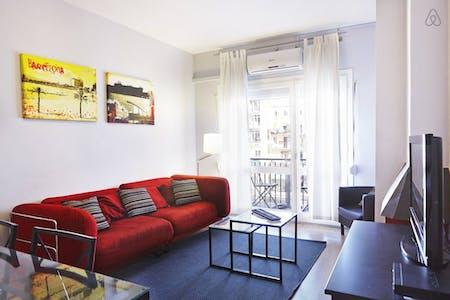 Apartamento de alquiler desde 30 ene. 2019 (Carrer Comte d'Urgell, Barcelona)