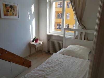 Habitación compartida de alquiler desde 02 jul. 2019 (Lützowstraße, Berlin)