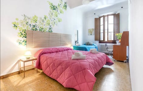Apartment for rent from 02 May 2020 (Via San Zanobi, Florence)