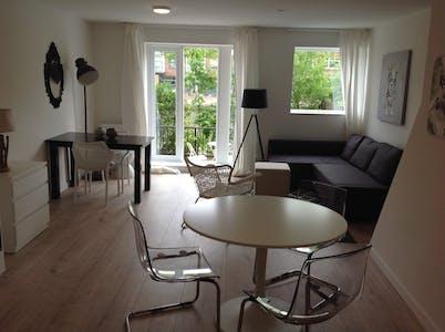Apartamento para alugar desde 04 ago 2019 (Mathenesserdijk, Rotterdam)