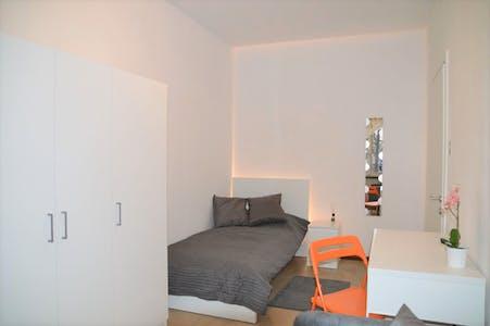 Chambre privée à partir du 01 Mar 2020 (Via Marsala, Trento)
