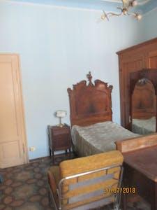 Private room for rent from 22 Jan 2020 (Via Rodolfo Vantini, Brescia)
