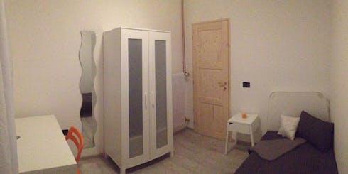 Chambre à partir du 01 Jan 2019 (Via San Marco, Trento)