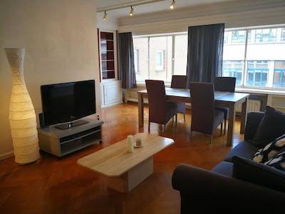 Appartement te huur vanaf 01 feb. 2019 (Rue de l'Université, Liège)