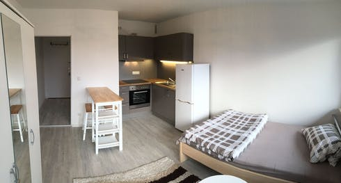 Apartment for rent from 01 Aug 2018 (Leopoldstraße, München)
